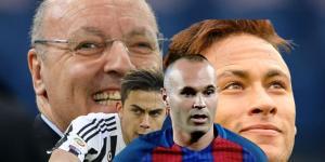 Il calciomercato della Juventus