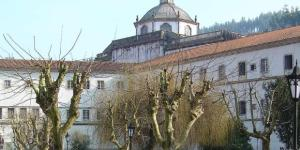 Mosteiro de Lorvão, em Penacova.