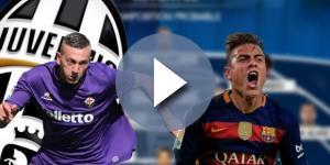 la nuova Juventus senza Dybala con Bernardeschi
