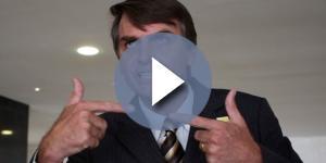 Polêmico, Bolsonaro acabou ganhando acompanhadores de seu trabalho