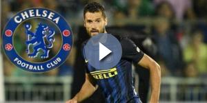 Calciomercato Inter: se Candreva va al Chelsea già pronto il sostituto