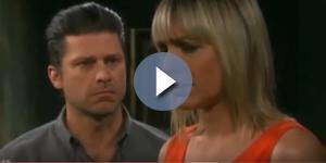 Days of our Lives Nicole and Eric. (Image via YouTube DOOL)