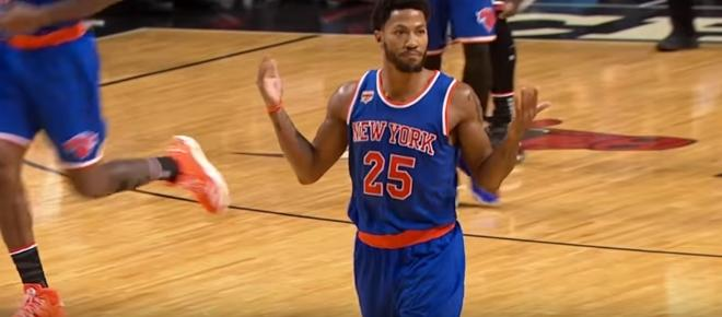 Derrick Rose signed a 1-year, $2.1 million contract with the Cavaliers