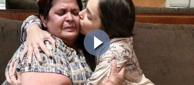 Ex-BBB Emilly salva a vida de senhora que gastou R$ 1,2 mil para votar na campeã