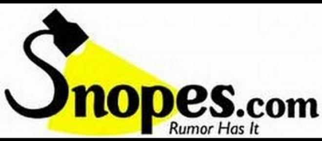Snopes seeks help to fight legal battle against outside vendor