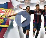 Barcelona y la MSN de gira por Estados Unidos