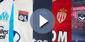 2016-17 Ligue 1 Kit Overview - All 16-17 Shirts - Footy Headlines - footyheadlines.com