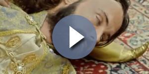 Evil-Merodaque é assassinado por Nebuzaradã (Foto:Reprodução/Record TV)