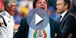 Ferretti y Miguel Herrera posibles seleccionadores