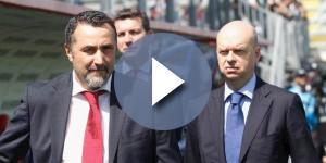 Massimiliano Mirabelli e Marco Fassone, gli uomini di mercato del Milan