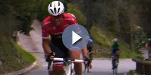 Alberto Contador all'attacco alla Parigi Nizza