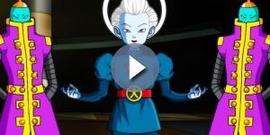FanArt de Daishinkan y guardianes de Zeno Sama