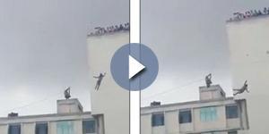 Garota de 16 anos morre ao cair de um edifício. (Foto internet)
