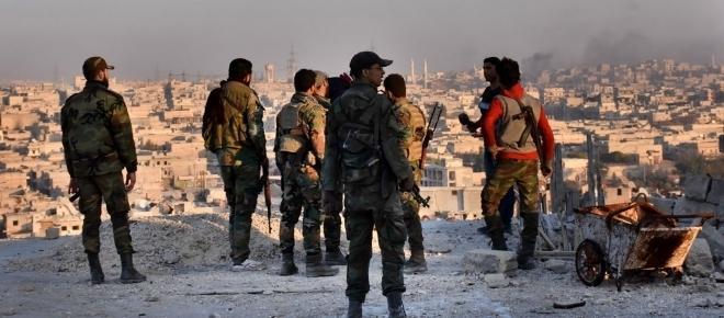 Nuovo spiraglio sulla guerra siriana, la CIA sospende il supporto ai ribelli