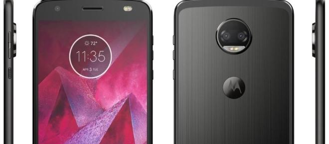 Motorola Moto Z2 Force, display e processore da paura