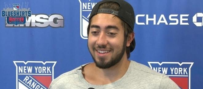 NY Rangers: What's the deal with Mika Zibanejad?