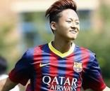 Lee Seung-woo is in line to feature regularly for Barca B, following long ban - weloba.com