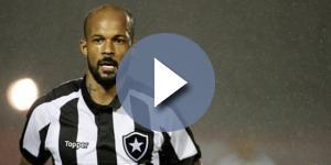 Bruno Silva é um dos principais jogadores do Botafogo. ( Foto: Reprodução)