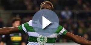 Celtic Glasgow : Moussa Dembélé claque un triplé en 14 minutes ! - bfmtv.com