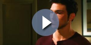 Days of our Lives Ben Weston. (Image via YouTube screengrab)