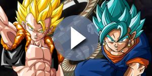 Gogeta o Vegetto, llegó la fusión a Dragon Ball Super
