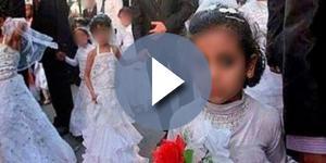 Homem é preso por se casar com uma criança de cinco anos (Foto: Reprodução)