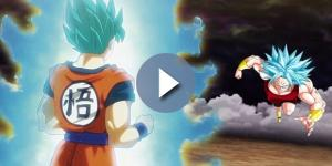La legendaria Kale se enfrenta a Son Goku en Dragon Ball Super