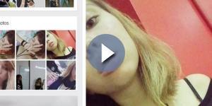 Bruna cometeu suicídio transmitido ao vivo pelo Instagram (Foto: Reprodução/Facebook)