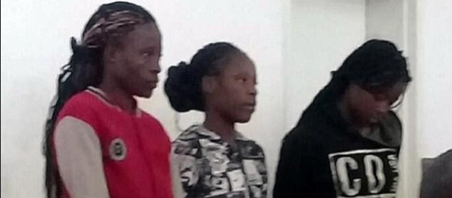 Três mulheres são presas por estupro de homem e defesa surpreende