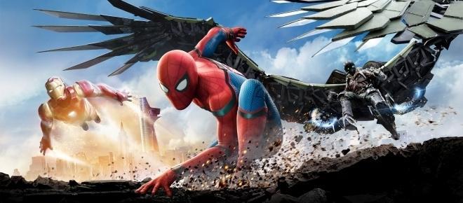 ¡'Spider-Man: Homecoming' absolutamente asombrosa!
