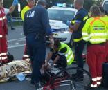 Accident în Italia: Badantă pe bicicletă spulberată de un tractor