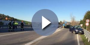 Incidente stradale nella località di Orroli