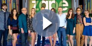 Presentadores de 'Zapeando' -La Sexta TV