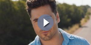 David Bustamante durante el rodaje de 'Lo pide el alma', su nuevo éxito