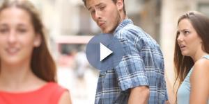 Entenda porque os homens olham para outras mulheres