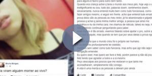 Jovem do Acre transmitiu próprio suicídio pelo Instagram