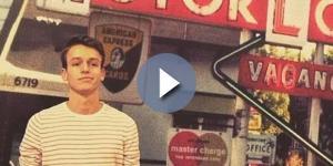 Samuel, étudiant français de 20 ans, part étudier l'histoire, un an à Tromso, au nord de la Norvège