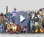 "A new hero is joining the ""Overwatch"" roster (Overwatch / Youtube)"