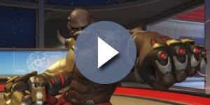 Doomfist is the latest 'Overwatch' hero (image source: YouTube/IGN)