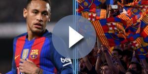 Fans du FC Barcelone contre Neymar ?
