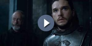A screen from 'GOT' season 7 episode 3. Screencap: GameofThrones via YouTube