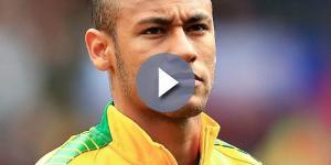 Neymar avec son équipe nationale du Brésil - sports.fr