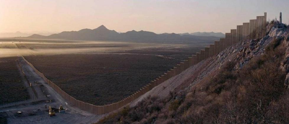 Estados Unidos aprueba presupuesto para la construcción del muro fronterizo