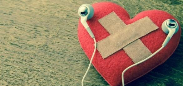 Mending a broken heart with brain training exercises   Photo from rodalewellness.com