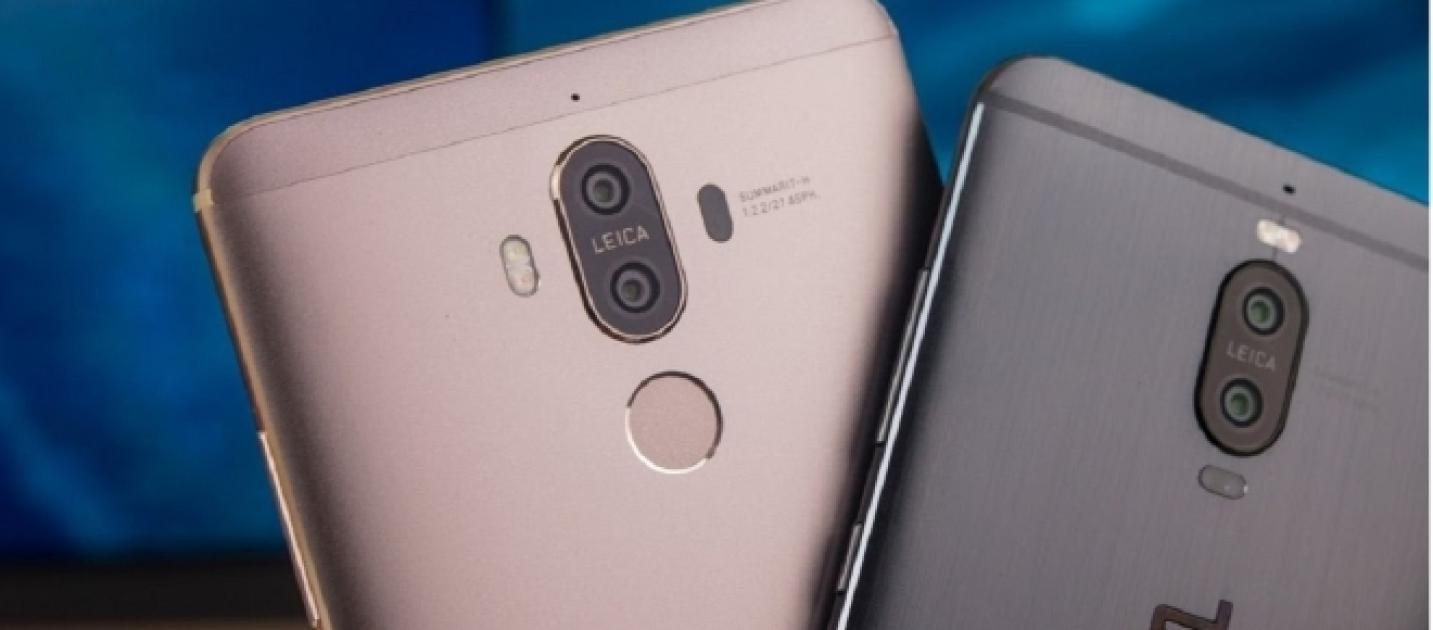 Huawei Mate 10: More powerful than the new iPhone?