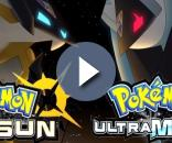 Pokemon Ultrasol y pokemon Ultraluna