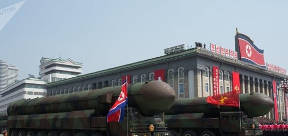 La Corée du Nord sur le point de tester un missile ... - sputniknews.com