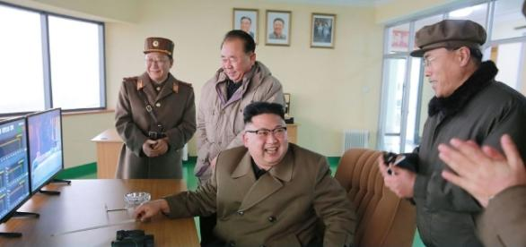 North Korea rocket test ups ante with belligerent Trump ... - theguardian.com BN support