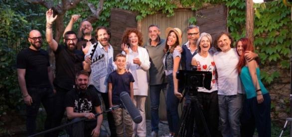 Uno spot per l'Abruzzo, sul set Alessia Fabiani - Il Capoluogo - ilcapoluogo.it