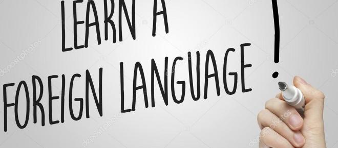 Aprenda uma língua estrangeira a partir de agora